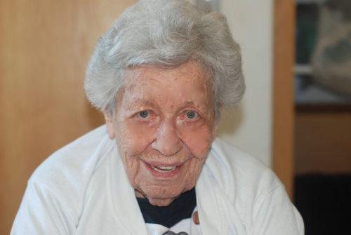 PHYLLIS AT 92