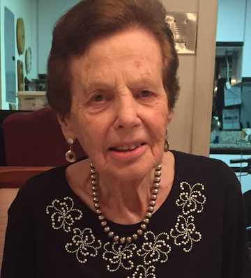 Ilse at 89