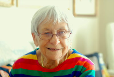 ESTHER AT 93